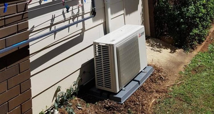 aircon installation redcliffe